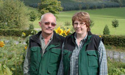 Ludger und Ursula Hamm